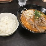 肉麺屋 - 料理写真: