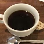 焼肉 おくう - 食後のコーヒー