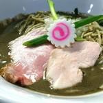 中華そば いづる - 濃密な煮干しそば 780円