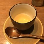 北浜 SION - 人参のスープ