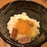 北浜 SION - SIONの卵かけご飯