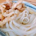玉藻うどん - アップ  美味しいよぉ〜