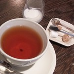 パティスリーカフェ ポッシュ - 紅茶