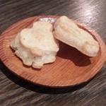 パティスリーカフェ ポッシュ - チーズクッキー
