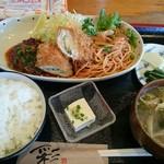 ウエスタン - 料理写真:Bランチ 1080円