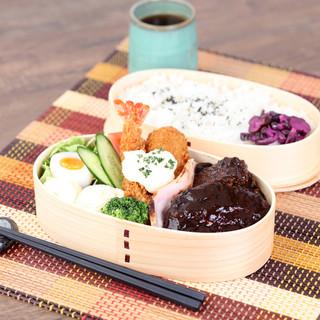 4月2日洋食弁当ランチ限定販売開始