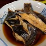 魚料理 ホノルル食堂 - カレイ煮付け