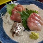 魚料理 ホノルル食堂 - 刺身単品