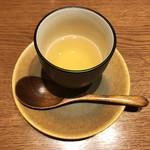 北浜 SION - 人参のスープ♪