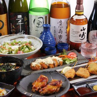 京赤地鶏、特A米『ひのひかり』など、良質な食材を厳選