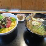 河多郎 - 料理写真:本日の日替わり定食800円