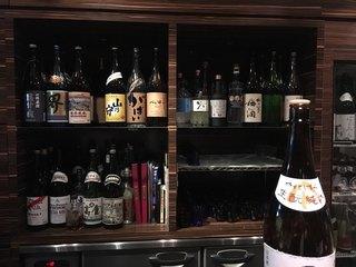 庫裏 - 日本酒以外もあります
