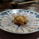 花がすみ - 料理写真:太刀魚