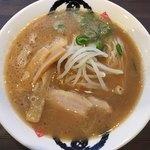 中華そば 村田商店 - 本当に美味しいスープでした。