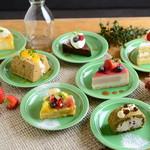 ケーキ&ドリンクセット +650円(税込)
