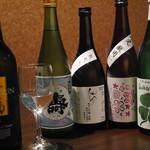 博多 心風 - 全国津々浦々の地酒を仕入れております。