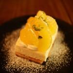 アルルの食堂 urura - デザートも旬の果物など、季節ものもお楽しみいただけます。