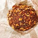 アラミニッツ - 料理写真:プラリネショコラのクロッカンシュー