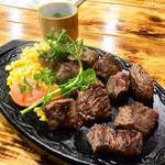 山中湖畔のステーキ酒場 - 料理写真: