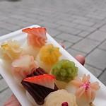 蔵家 - 今日のハイカラ恋小町セット    犬山グリーンティ付        ¥600