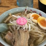 83298637 - 角煮(塩)ラーメン