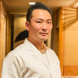 吉沢範彦氏(ヨシザワノリヒコ)―伝統を体現する、期待の四代目