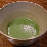 一保堂茶舗 喫茶室 嘉木 - 薄茶