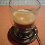 Brasserie Cochons D'or - 珈琲(耐熱ガラス)