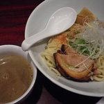 麺 eiji - '11.6.20 濃豚つけNIBO