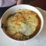 マドラス - 焼きチーズカレー