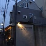 カフェ オブスキュラ - 外観