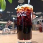 コンセント - アイスコーヒー