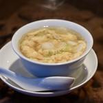 タァナムタイ - 卵スープ