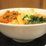舎鈴 - 担々麺(中盛)