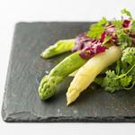 リリアーヌ - 料理写真:アスパラガス