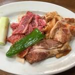 綾城 - 焼肉定食のお肉♪