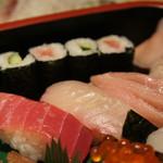 うおがし - 上寿司
