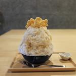 シズク - 和紅茶ミルクティー氷☆