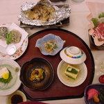 休暇村 日光湯元 レストラン - 2006年12月