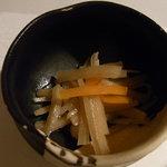 日本料理 きたがわ - 昼定食(小鉢)