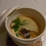 日本料理 きたがわ - 茶碗蒸し