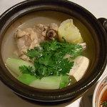 日本料理 きたがわ - ミニ水炊き