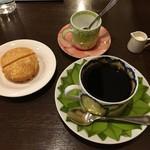 珈琲 散歩 - コーヒーと焼き菓子
