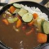 カフェ&レストラン グリーンテーブル - 料理写真:野菜たっぷりのスキレットカレー