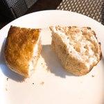 イタリアンガーヴィ - 全粒粉のパン