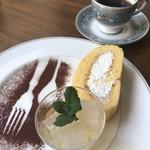 スローフード グレッグローズカフェ -