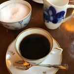 カフェ・アンセーニュ・ダングル - モカ