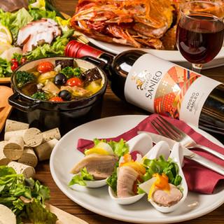 カクテル、サワーはもちろん、日本酒の種類も豊富!