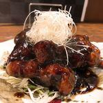 華や - イベリコ豚の黒酢酢豚