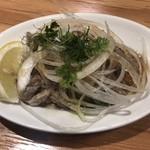 肉バルブッチャーズ 八百八 - 牛すじポン酢 ¥390